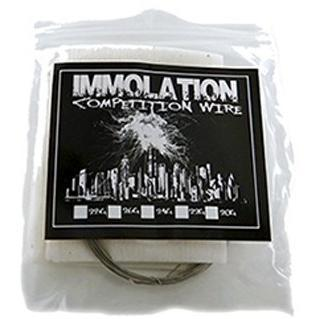 IJOy wire Immolation Competition Wire