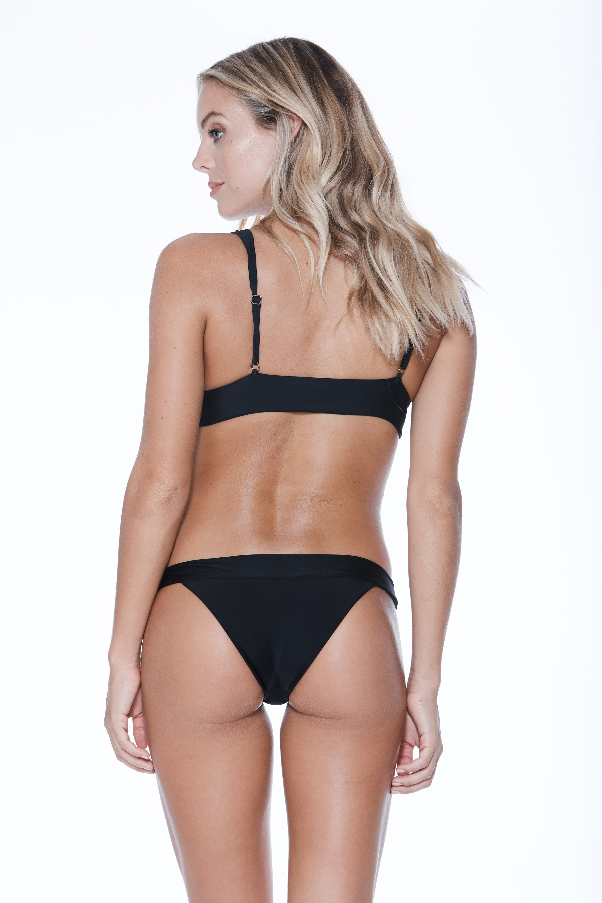 Ace Bottom No Holes - Black