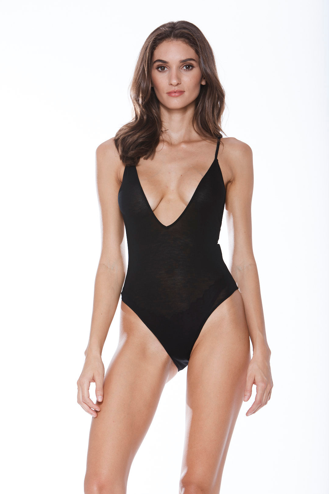 Dave-O Bodysuit - Black