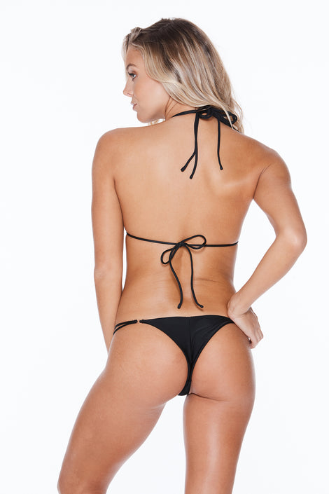 Teddy Bottom - Black