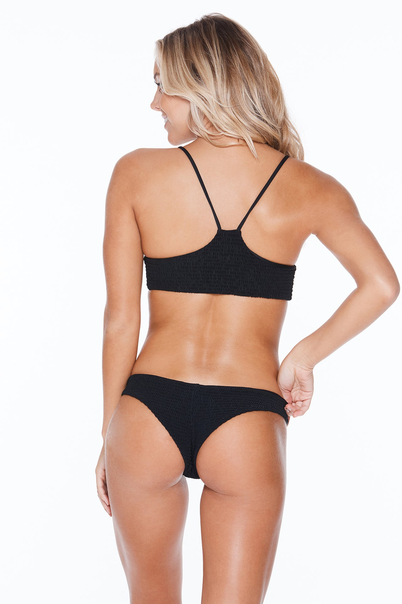 Gili Girl Bottom - Black