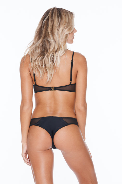 Sunscreened Bottom - Black