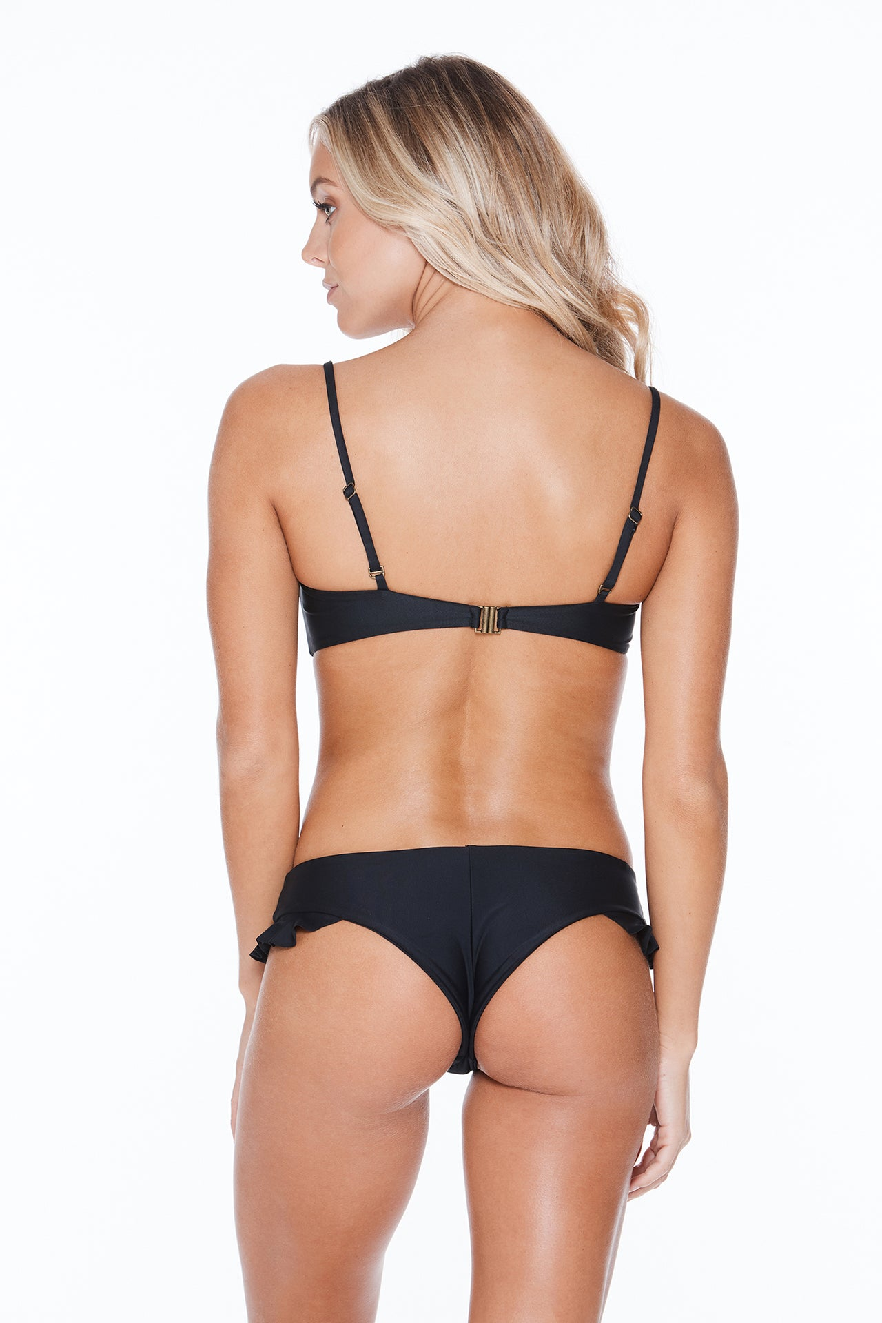 Woodstock Bottom - Black