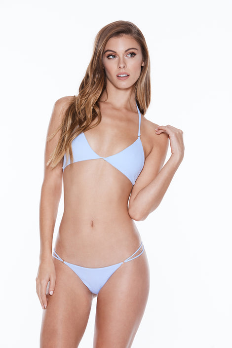 Clary Top - Blue Heaven Rib
