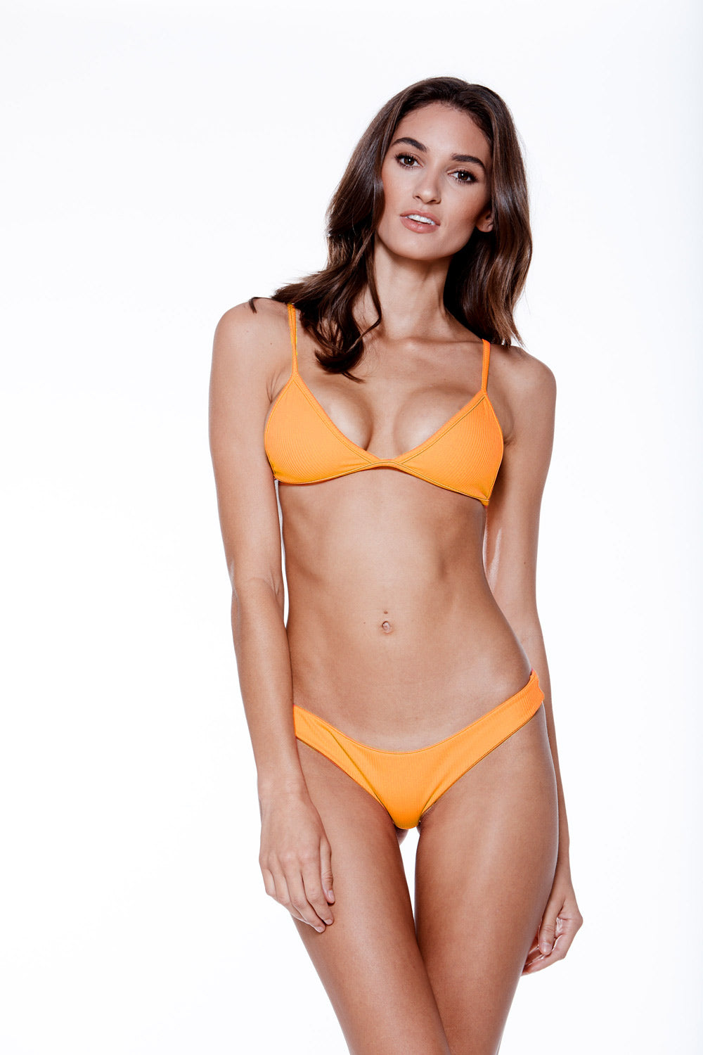 Maria Bottom - Orange Pop Rib