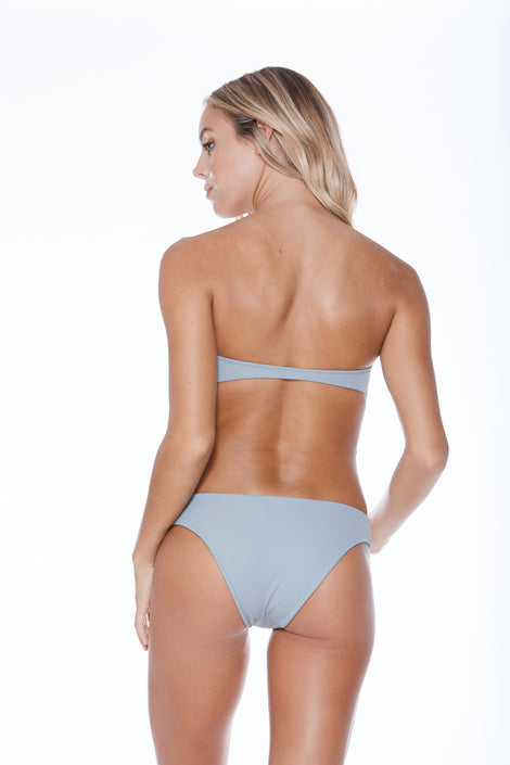 Bridget Bottom - Grey Grey Rib