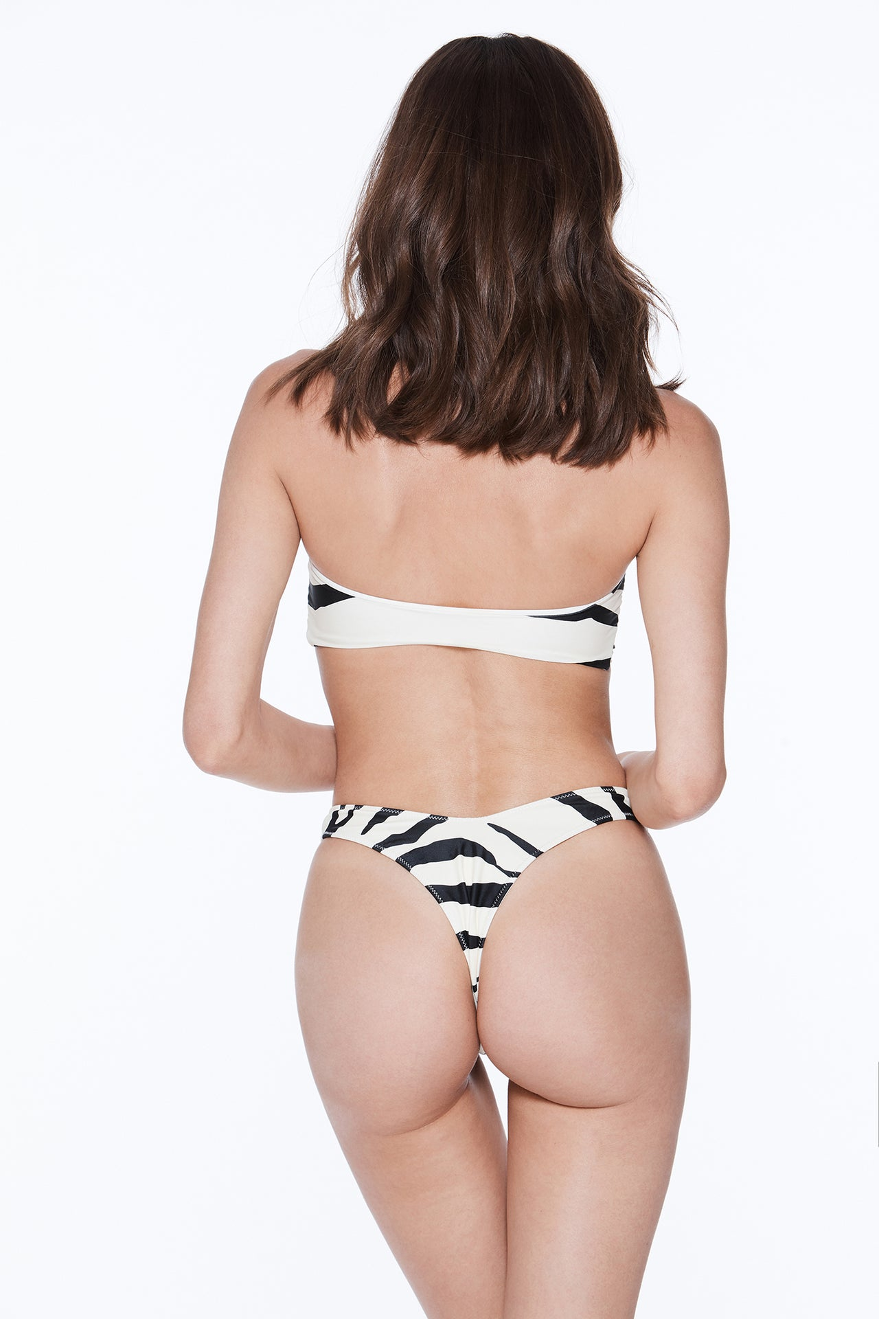 Luna Top - Zebra