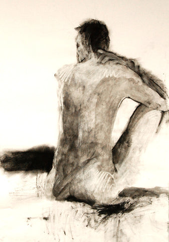 Seated Man 9