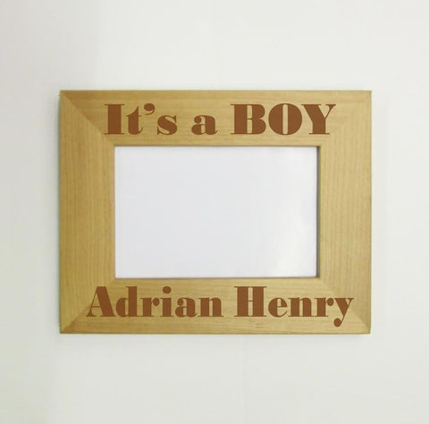 Its a Boy/Girl Picture Frame