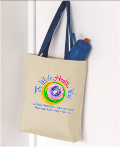 Whole Health Way Tote