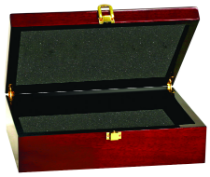 Large Rosewood Piano Finish Executive Gift Box