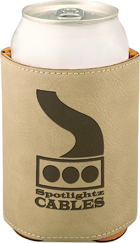 Leatherette Beverage Holder