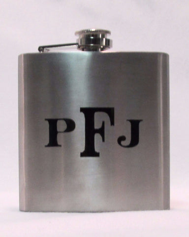 Flask, Classic Chrome