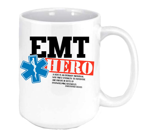 EMT Hero Coffee Mug
