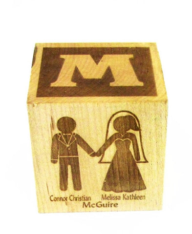 Wedding Memory Block