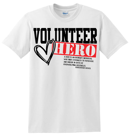 Volunteer Hero T-Shirt