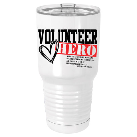 Volunteer Hero Polar Camel Tumbler