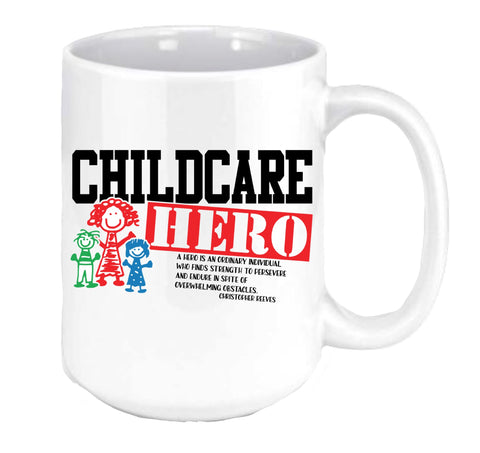Childcare Hero Coffee Mug