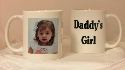 Image Printing Coffee Mug, Picture or Image