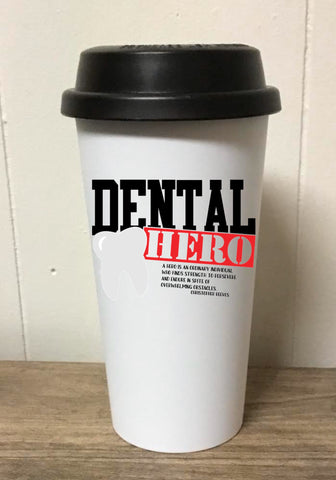 Dental Hero Tumbler
