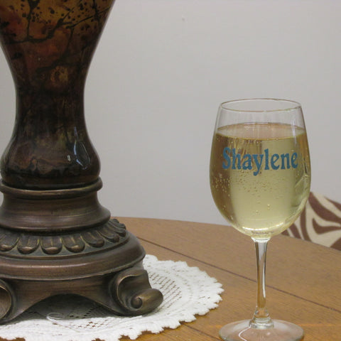 Wine Glass, Vinyl