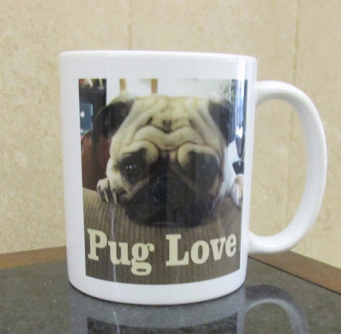 Pug Love Coffee Mug