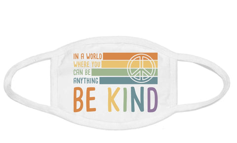 Face Mask - Be Kind