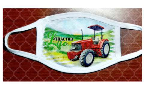 Face Mask - Tractor Life