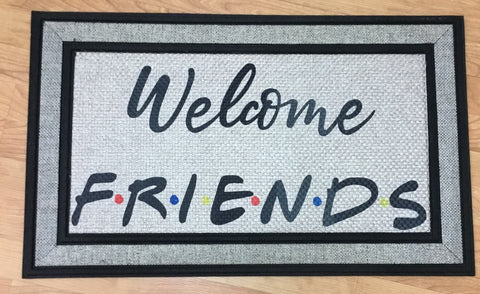 FRIENDS - Door Mat