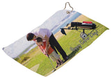 Golf Towel, Image Printed