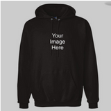 Custom Hooded Sweatshirt, Pullover