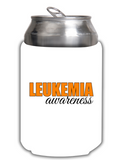 Leukemia Awareness Can Koozie