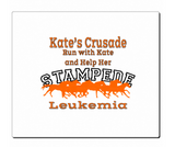 Kate's Stampede Mouse Pad