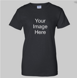 Women's Ultra Cotton Custom T-Shirt