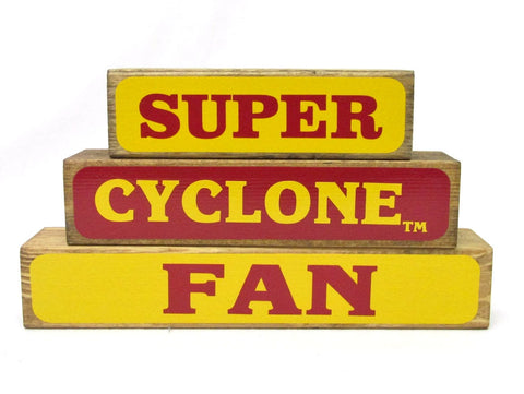 Super Cyclone Fan Block Set