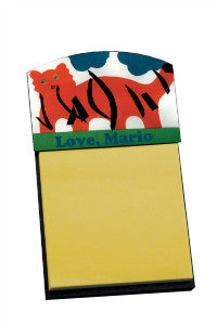 Sticky Note Holder, Hardboard