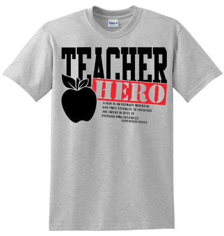 Teacher Hero T-Shirt