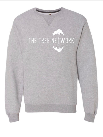 Tree Network Sweatshirt - Fruit of the Loom Soft Spun Cotton
