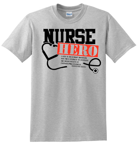 Nurse Hero T-Shirt