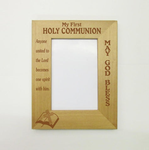My First Holy Communion Picture Frame