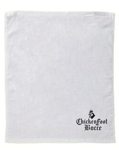 Chickenfoot® Safe Bocce Products - Hand Towel