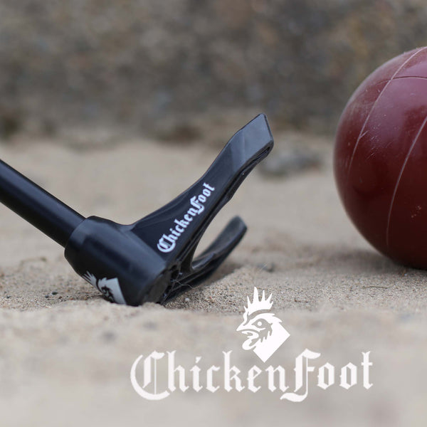 The Chickenfoot® Ultimate Bocce Ball Retriever - chickenfoot bocce ball retriever
