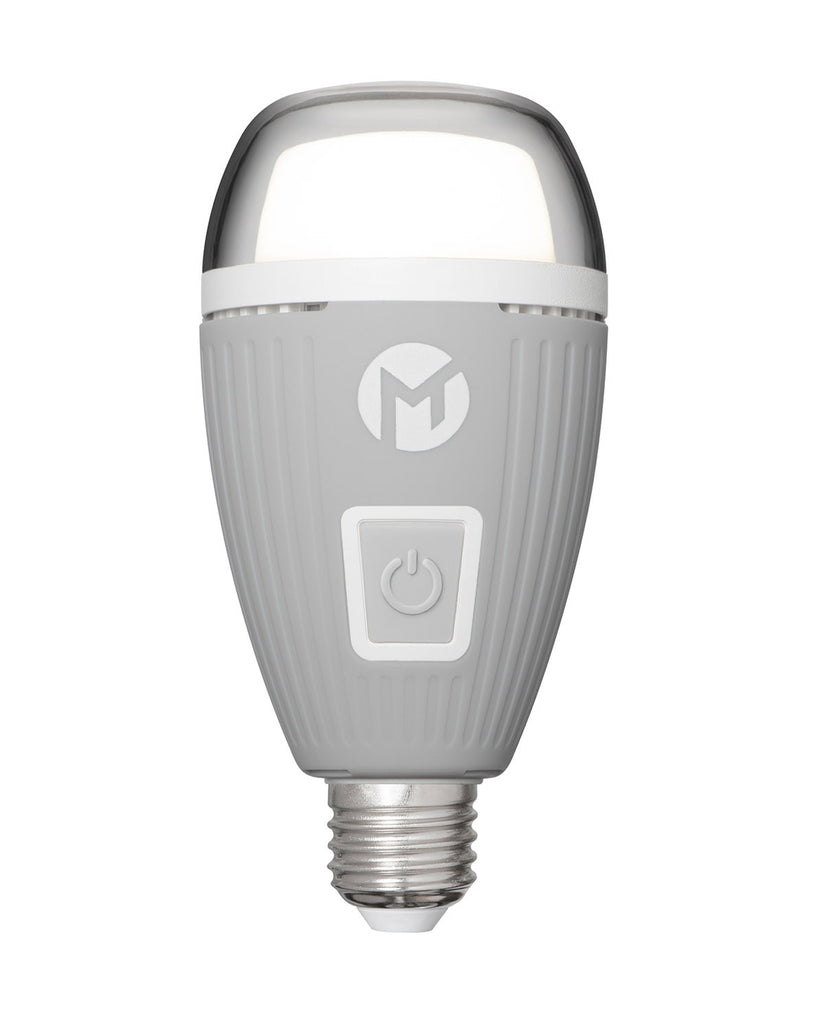 Front View of the PowerBulb from Mega Tiny