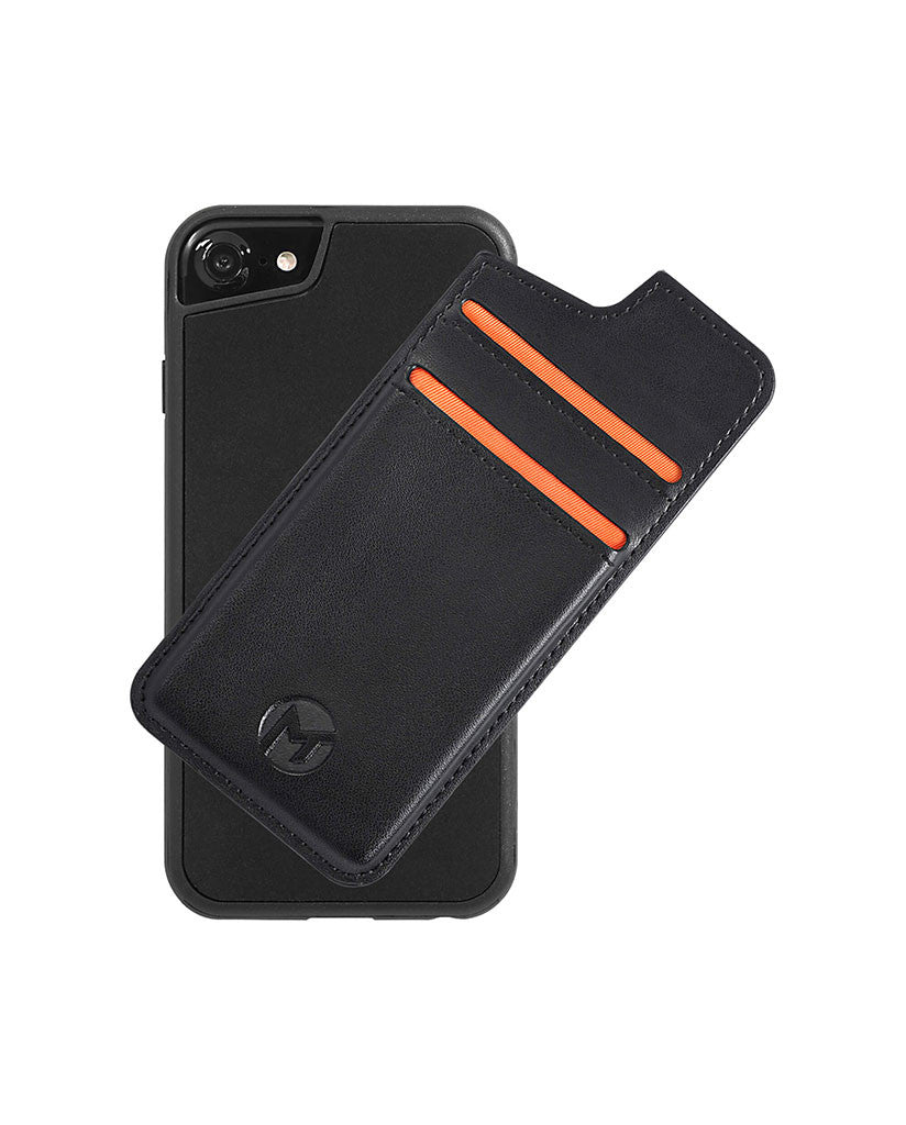 new product 09aef 6de4c MEGAVERSE Anti-Gravity Wallet iPhone Case
