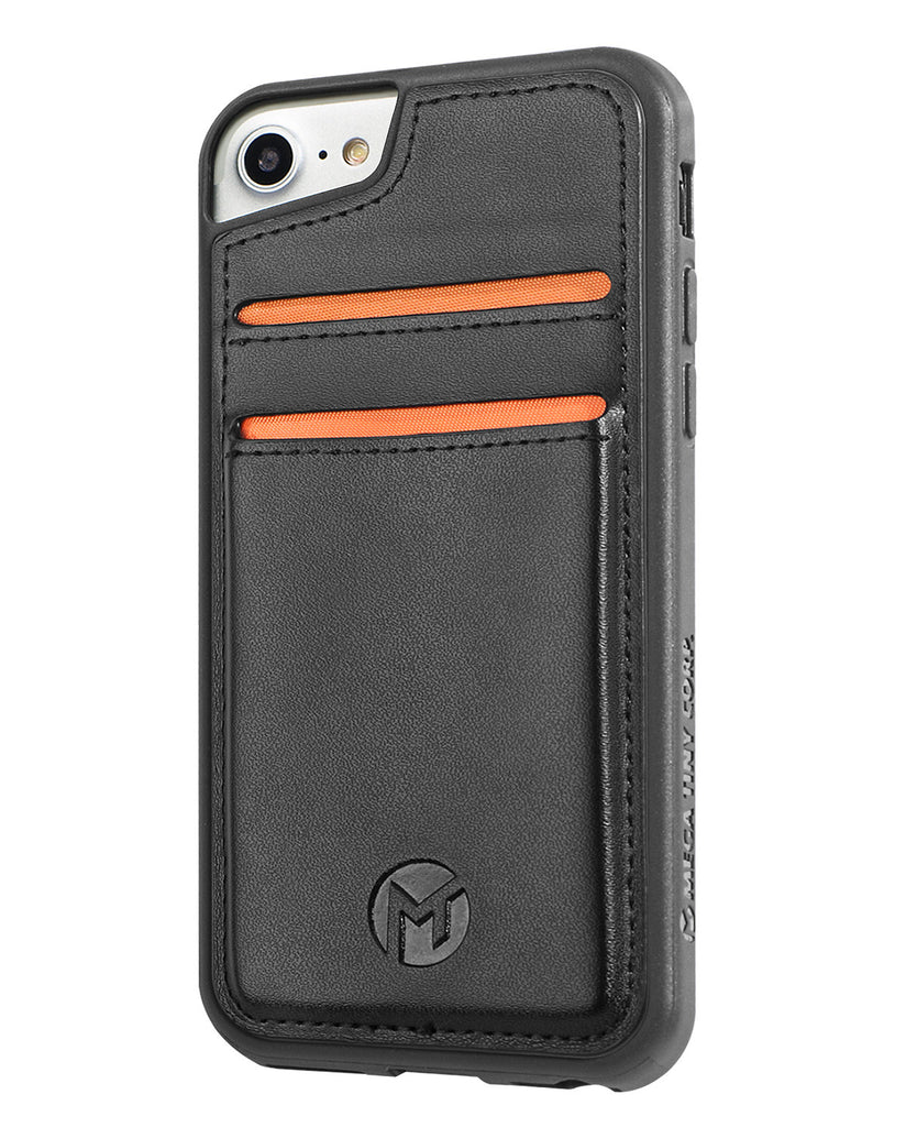 MEGAVERSE Anti-Gravity Wallet iPhone Case