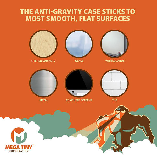Anti-Gravity Case Recommended Surfaces
