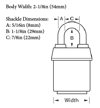 Master Model No. 6121 diagram with dimensions