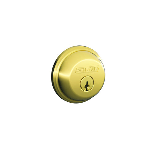Schlage B60N Single Cylinder Deadbolt