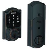 Schlage BE468 Connect Keypad Deadbolt in Camelot Trim