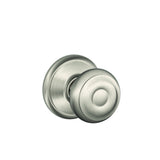 Schlage F10 Georgian Passage Knob